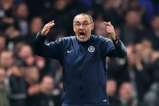Maurizio Sarri has not spoken to Roman Abramovich about his Chelsea future