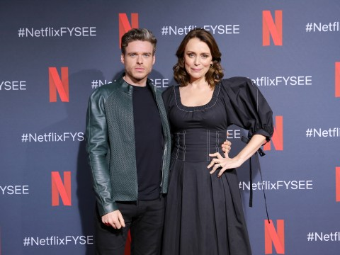 Keeley Hawes reveals her chemistry with Richard Madden in Bodyguard was down to them laughing non-stop