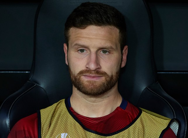 Shkodran Mustafi has been linked with a move away from Arsenal this summer