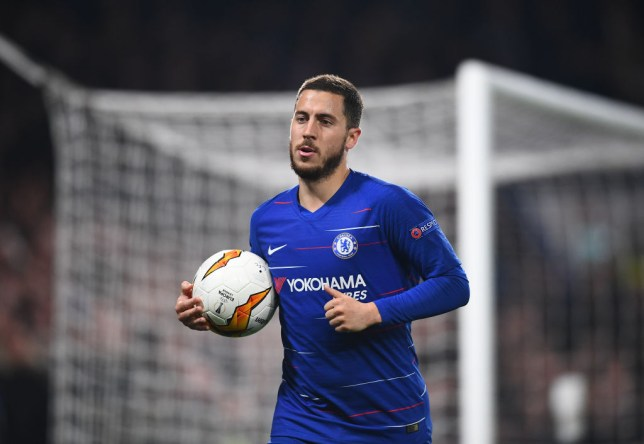 bf6056f6d Mateo Kovacic speaks out over Eden Hazard s Chelsea future amid Real Madrid  rumours