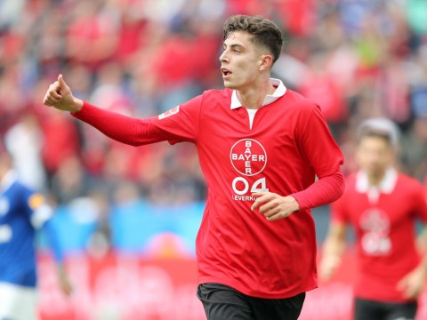 Arsenal and Liverpool to miss out on Kai Havertz who 'will go to Bayern Munich next year'