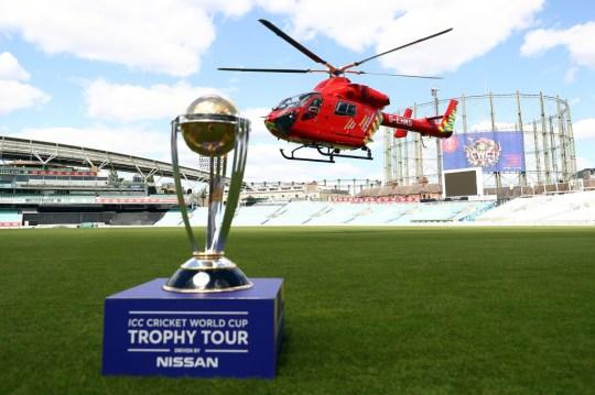 Cricket World Cup 2019 TV channel, radio coverage, start