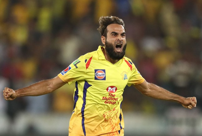 South Africa and IPL star Imran Tahir has signed for Surrey