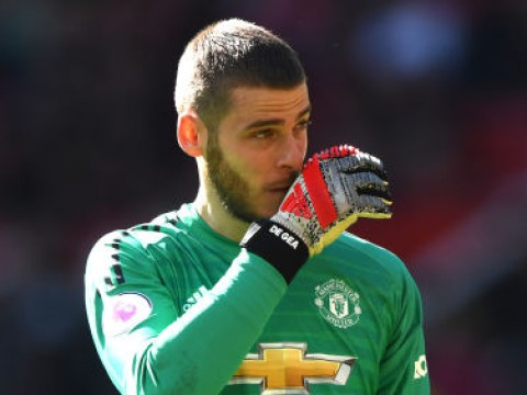 PSG eyeing January move for David De Gea as Man United contract talks stall