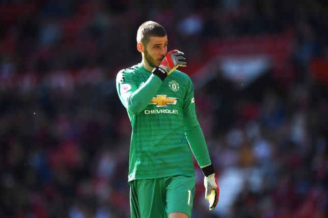 GettyImages-1148651577 PSG eyeing January move for David De Gea as Man United contract talks stall