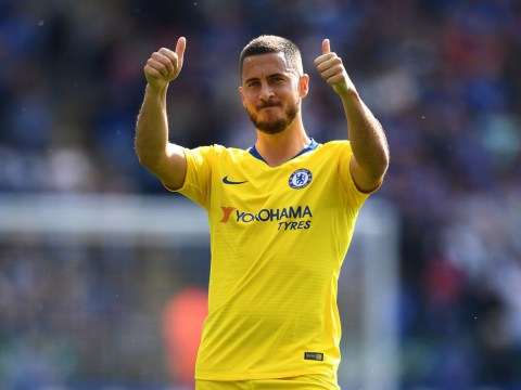 Real Madrid set to announce £86m signing of Eden Hazard after Chelsea's Europa League final clash against Arsenal