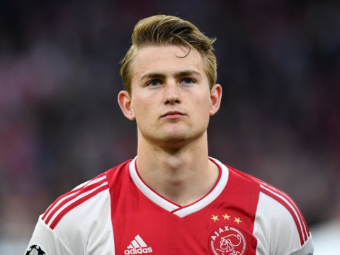 Gary Neville sends message to Manchester United fans over Matthijs de Ligt