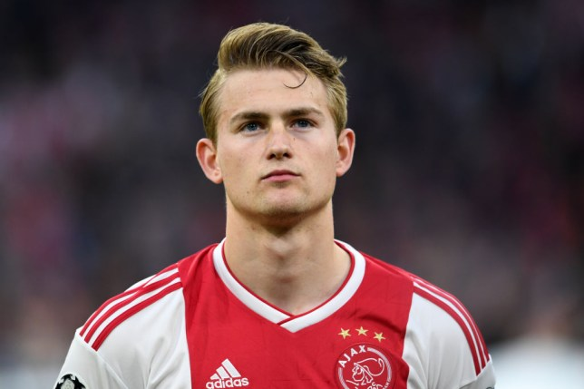 Matthijs de Ligt has been urged to join Barcelona