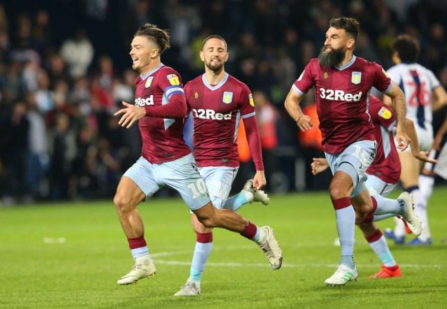 Aston Villa beat West Brom