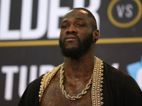 Eddie Hearn disappointed with Deontay Wilder's decision not to attend Anthony Joshua fight