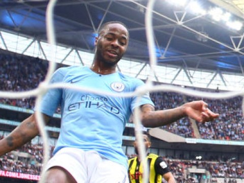 Raheem Sterling sends message to Gabriel Jesus after being told he stole his FA Cup final goal
