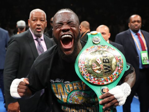 Eddie Hearn believes Deontay Wilder has already agreed to fight Luis Ortiz next