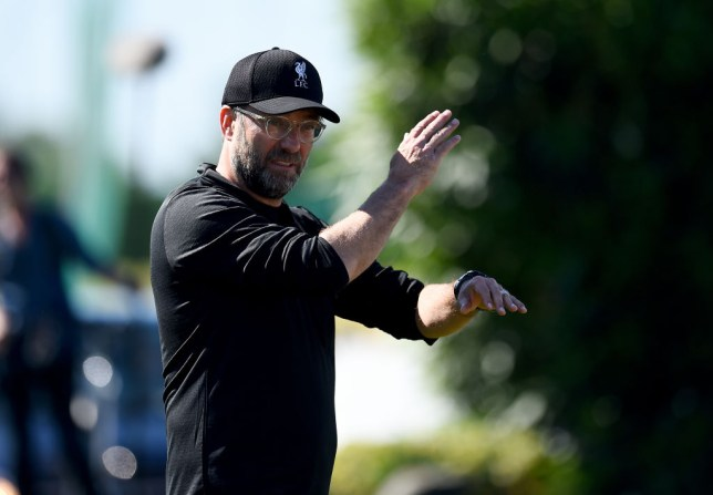 Jurgen Klopp wants Liverpool to play a friendly before the Champions League final