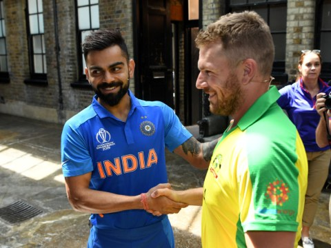 Virat Kohli and Aaron Finch rate England as favourites to win Cricket World Cup