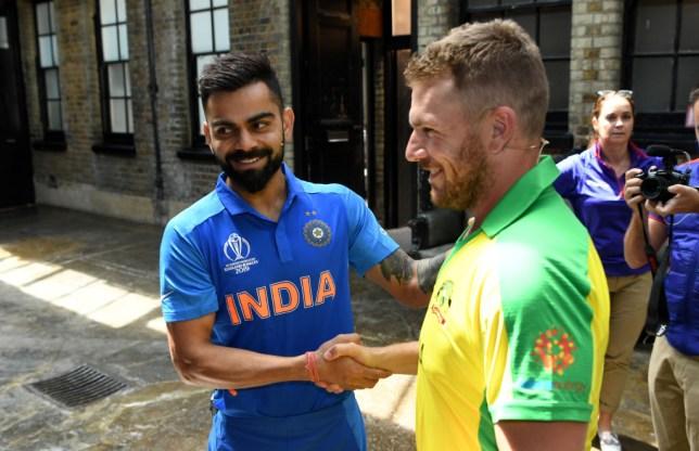 Virat Kohli and Aaron Finch both praised Eoin Morgan's England