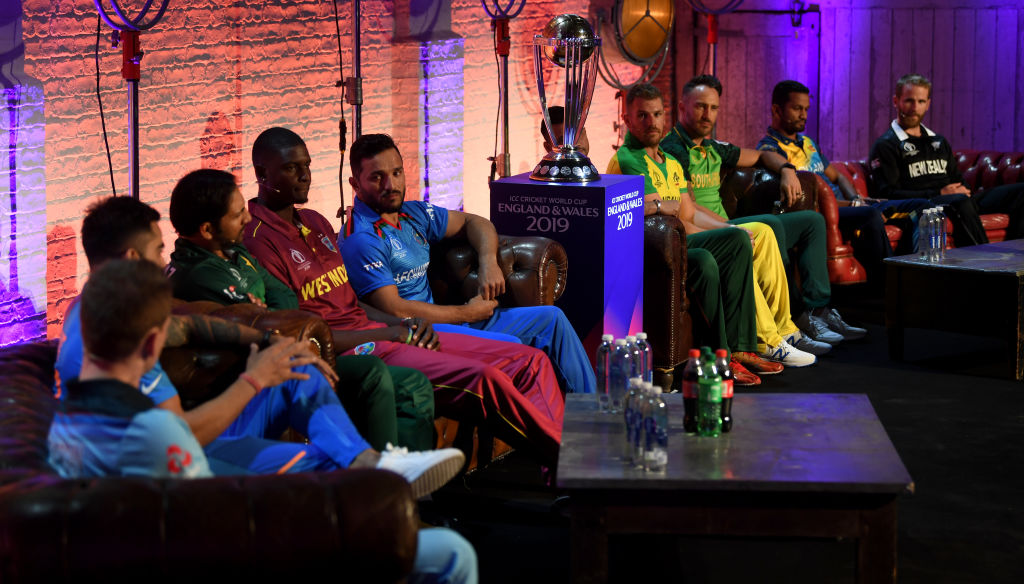 Cricket World Cup captains reveal which rival player they wish was in their squad