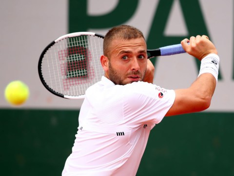 Dan Evans speaks out after spirited French Open exit at the hands of Fernando Verdasco