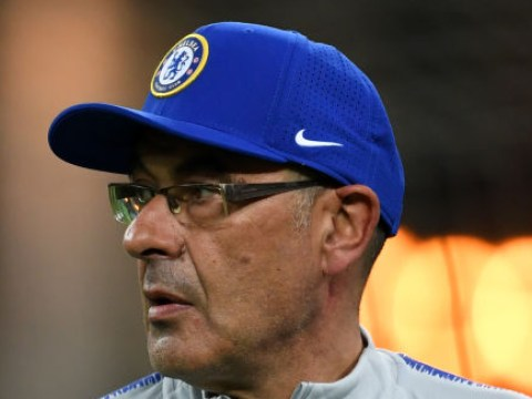 Juventus players informed that Chelsea boss Maurizio Sarri will be their manager next season