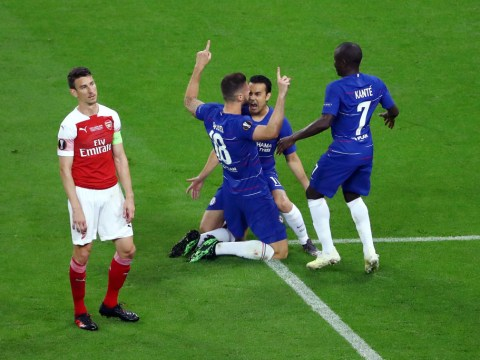 Unai Emery told to sell his entire defence by Arsenal legend Charlie Nicholas after Europa League final defeat against Chelsea