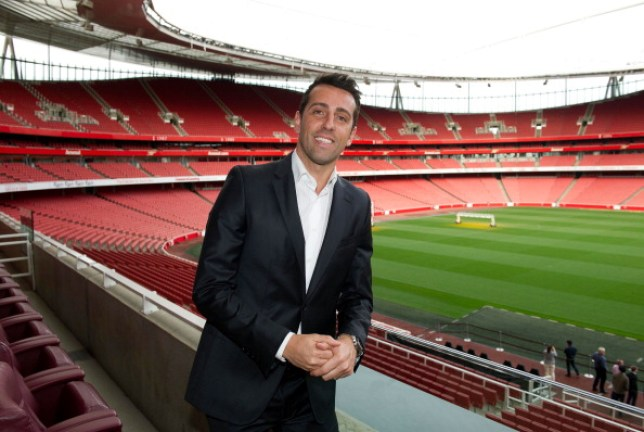 Arsenal are set to appoint Edu as their technical director