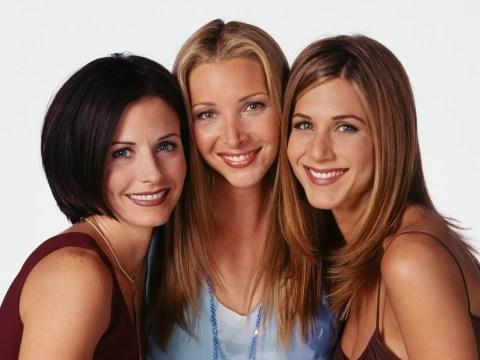 Friends' Lisa Kudrow 'felt like a mountain' next to Jennifer Aniston and Courteney Cox