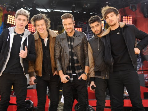 Liam Payne admits to being drunk on stage with 'toxic' One Direction