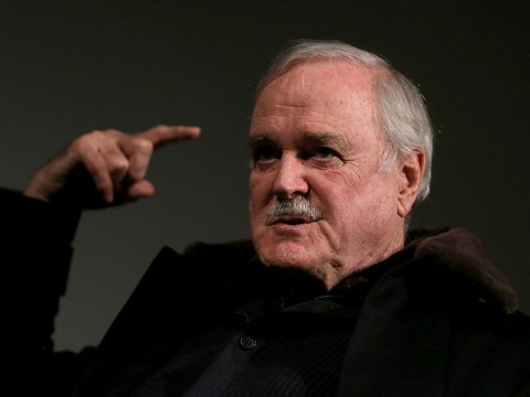 John Cleese jokes that race is a 'social construct' months after saying 'London isn't an English city anymore'