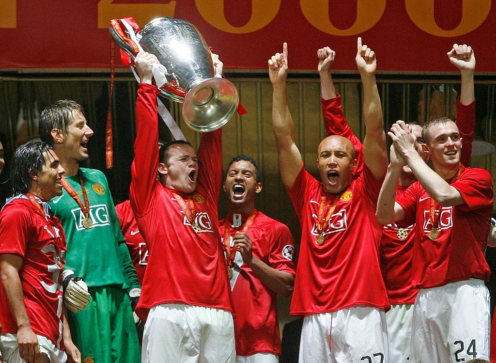 When was the last all-English Champions League final?