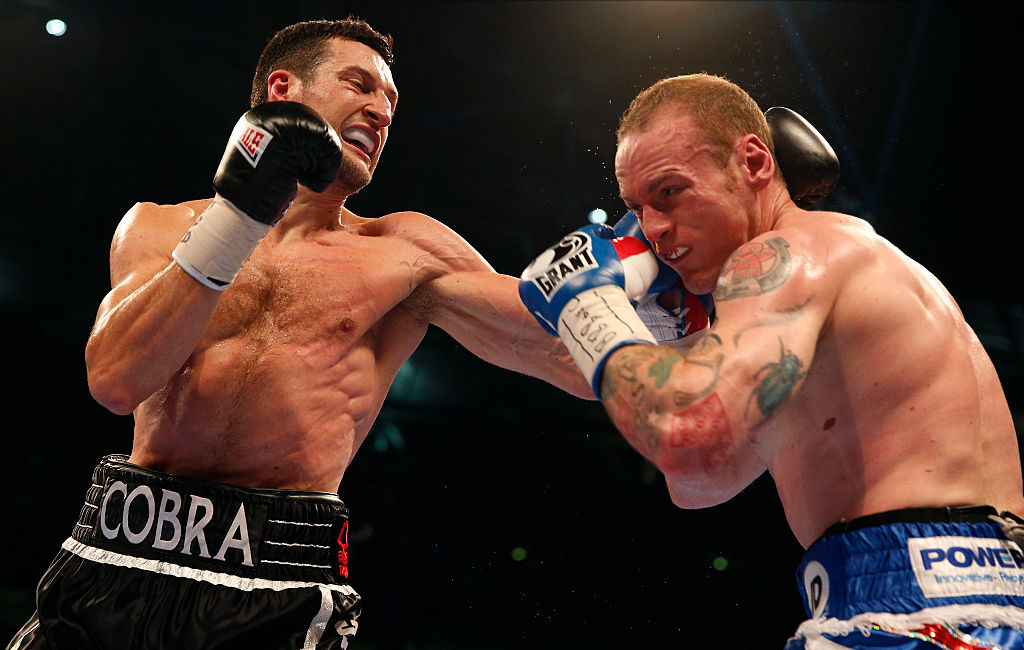 Carl Froch fires back at George Groves after calling for trilogy fight with old rival