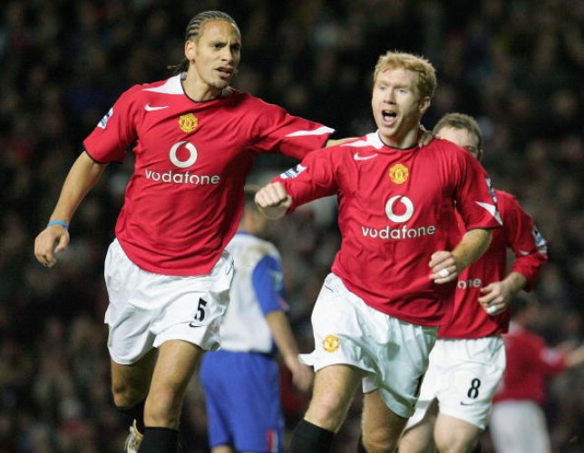 Both Paul Scholes and Rio Ferdinand have been linked with Manchester United returns as part of a new-look set-up