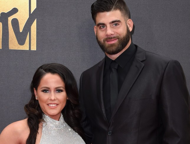 Jenelle Evans from Teen Mom