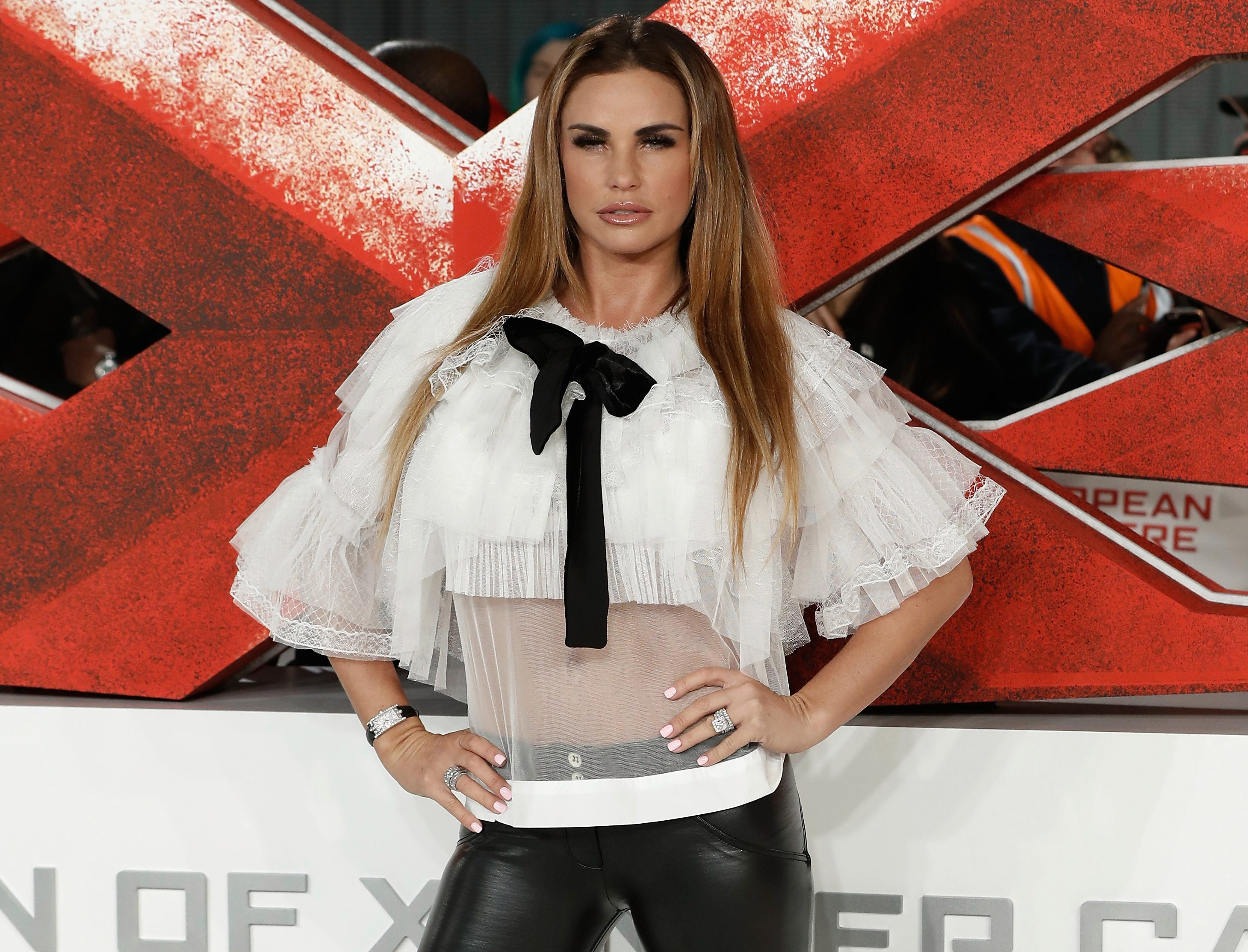 Katie Price hits out at claims she's planning another boob job after jetting to Turkey for more surgery