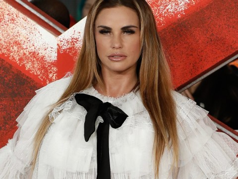 How many times Katie Price has been married as she gets engaged again?