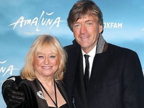 Judy Finnigan was 'half hour from death' after vomiting a litre of blood