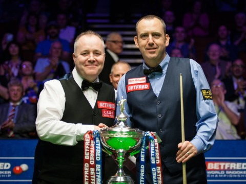 Mark Williams puts John Higgins second in top three snooker players of all time