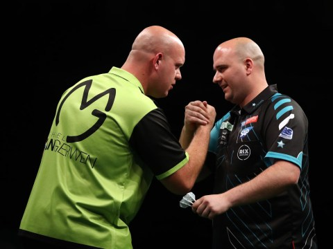 Wayne Mardle picks Rob Cross as his Premier League Darts favourite ahead of Michael van Gerwen