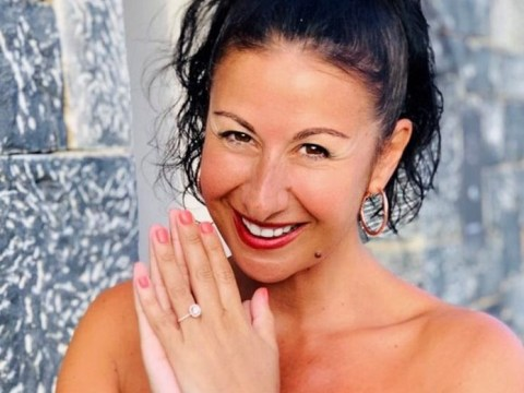 Coronation Street's Hayley Tamaddon engaged to boyfriend Adrian three weeks after pregnancy announcement