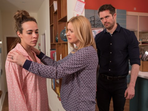 Hollyoaks spoilers: Rapist Laurie Shelby attacks Diane Hutchinson in shocking showdown?