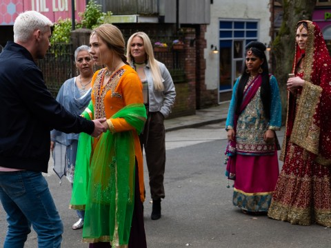 Hollyoaks spoiler: Leela attacks Ste over his racist actions ahead of Sami's wedding day