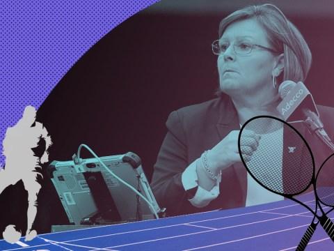 How to become a…Wimbledon tennis umpire