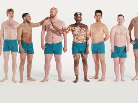 Men of Manual campaign challenges male body image in the media