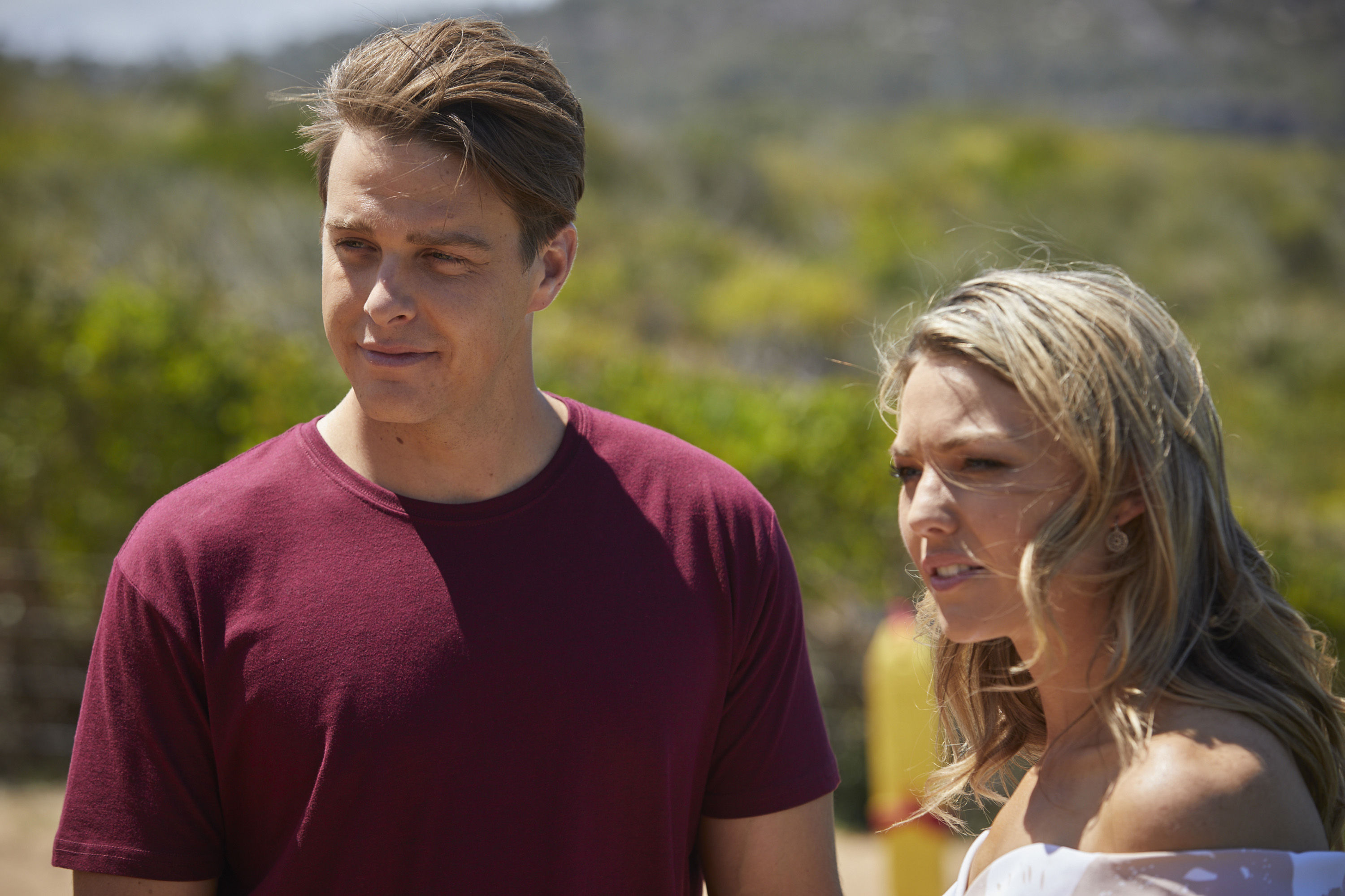 Home and Away spoilers: Robbo finds out about Jasmine and Colby's kiss