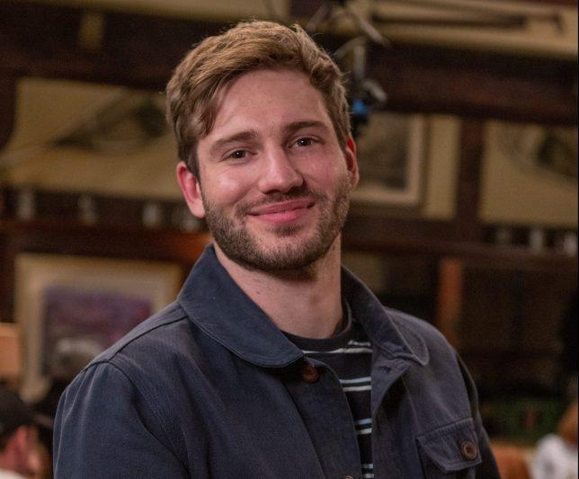 Jamie Tate in Emmerdale