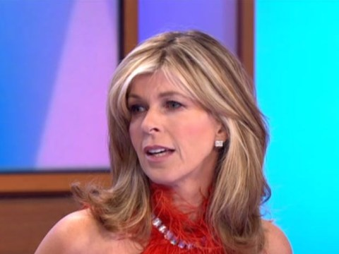 Kate Garraway challenges critics who put her on the Baftas' worst dressed list