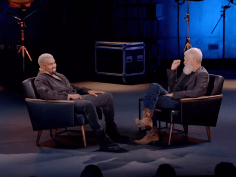 Kanye West opens up on 'erratic' behaviour as he deals with bipolar diagnosis with David Letterman