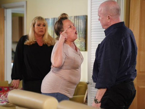 EastEnders spoilers: Violent scenes for Karen Taylor and Phil Mitchell in explosive showdown