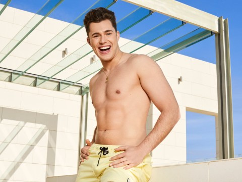 Curtis Pritchard didn't want to go on Love Island – just weeks before signing up to Love Island