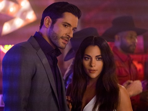 Lucifer's Tom Ellis delighted to be baring more butt in season 4 on Netflix as a cheekier series is promised