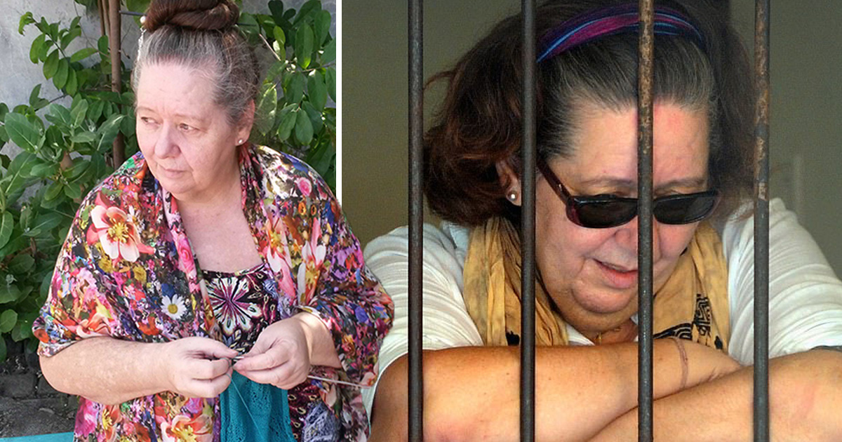 Drug-smuggling British gran 'just wants to die' after six years on death row