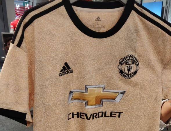 Man Utd's new 'snakeskin' Adidas away shirt leaked – and